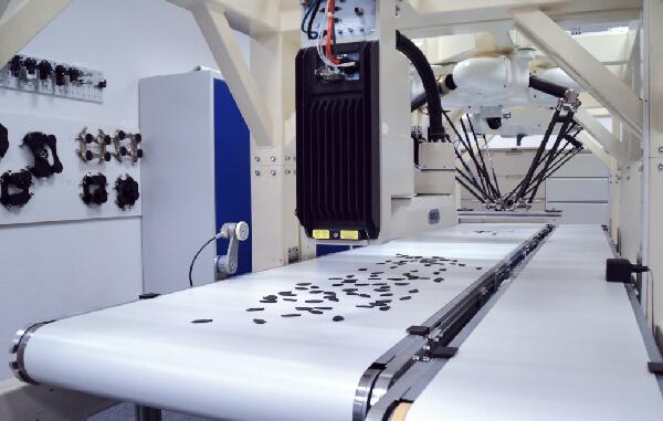 德國Wachendorff 帶測長輪編碼器-應用於輸送帶