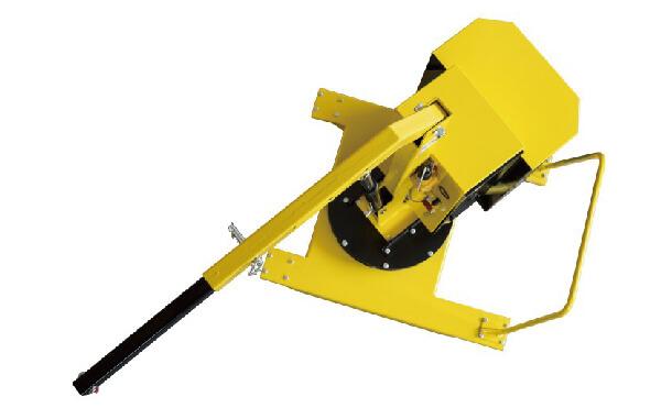 移動式吊車360度旋轉手臂,節省空間