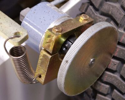 WDGI58B德國Wachendorff 增量型出軸編碼器 應用-輪胎畫線機