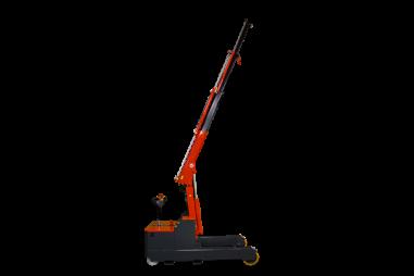 2000kg 易取放全電動吊車 omnia 2T