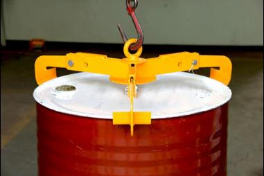 oil drum lifting
